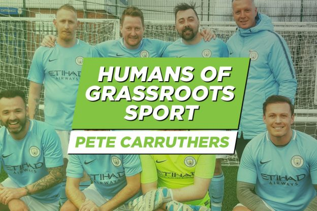 Humans of Grassroots Sport | Pete Carruthers