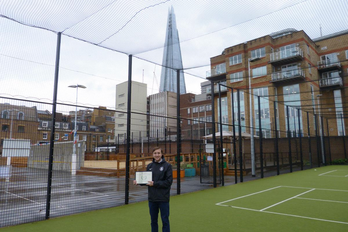 David Shear - Marlborough Sports Garden