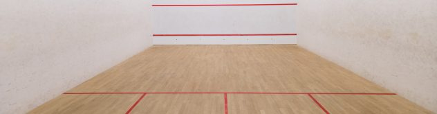 Indoor Sports Squash Court