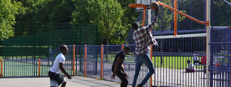 Sport 4 Life basketball
