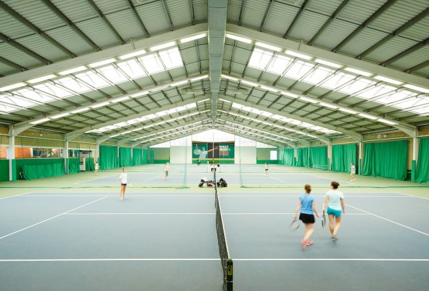 The Best Indoor Tennis Courts in London