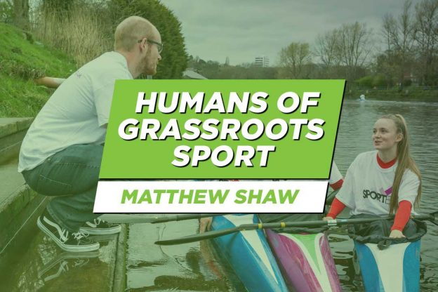 Humans of Grassroots Sport | Matthew Shaw
