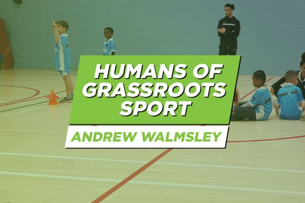 Humans of Grassroots Sport | Andrew Walmsley