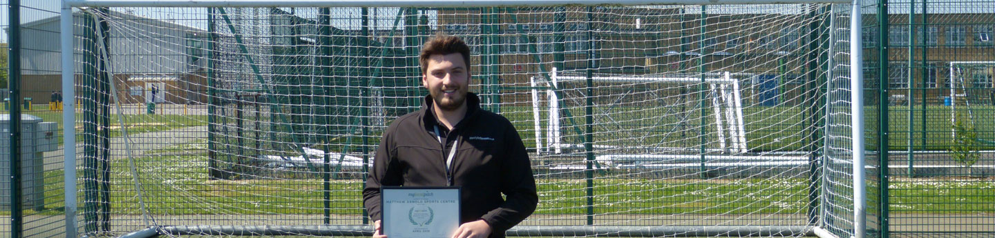 Matthew Arnold Sports Centre Award
