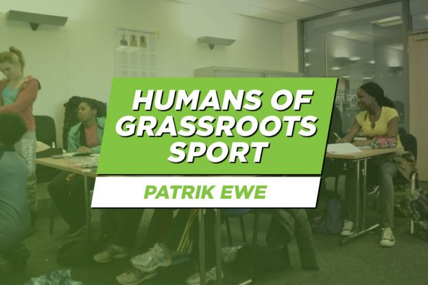 Humans of Grassroots Sport | Patrik Ewe