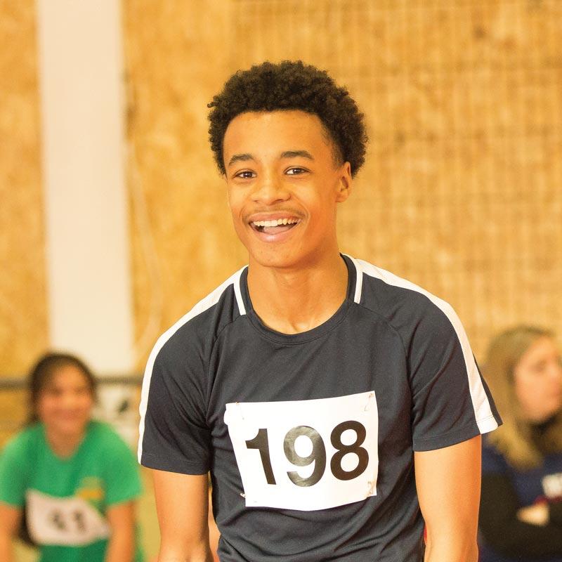 Track Academy Indoor Sports