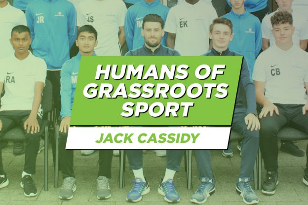 Humans of Grassroots Sport | Jack Cassidy