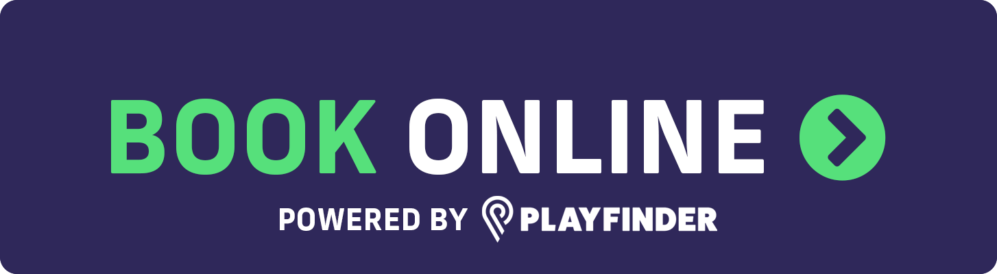 book online – powered by playfinder