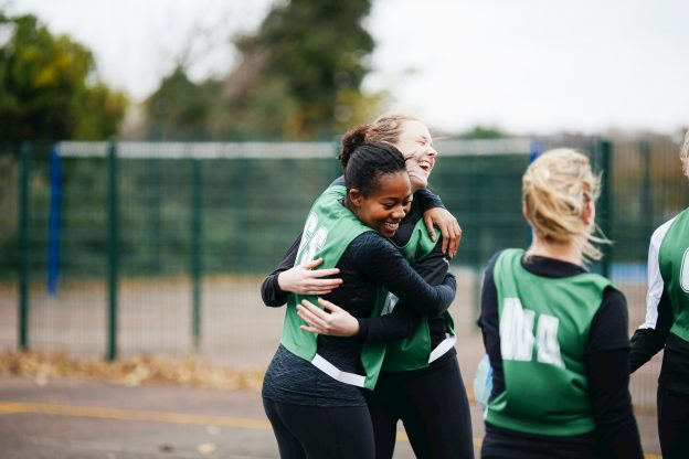 Where to play netball during the Vitality World Cup