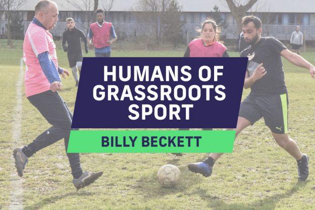 Humans of Grassroots Sport | Billy Beckett
