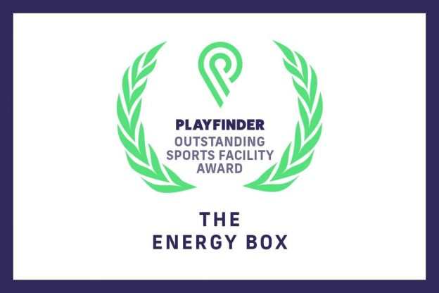The Energy Box boosted by Playfinder July Outstanding Facility Award