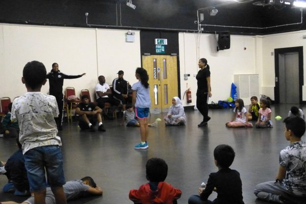 Playfinder teams up with Fit and Fed to deliver fantastic summer charity programme
